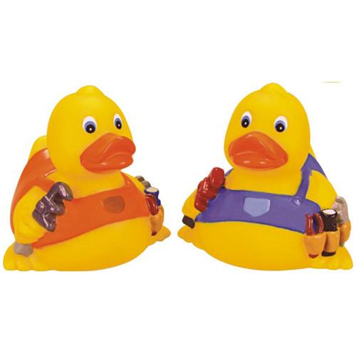 Rubber Duck, Plumber Duck