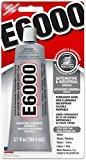 E6000 ADH 3.7 OZ CLEAR