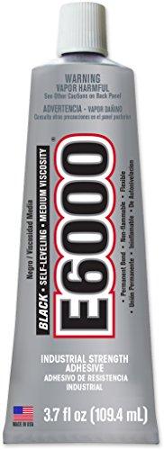 E6000 ADH 3.7 OZ BLACK