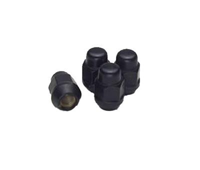 Black Lug Nut Pack