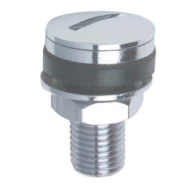Flush Mount Slotted Cap Valve Stems