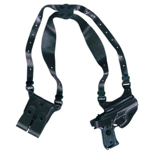 G&G Black Shoulder Holster B804-G17