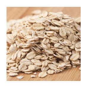Grain Millers Oats Medium Rolled (1x5LB )