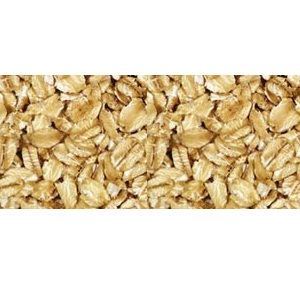 Grain Millers Regular Rolled Oats #5 (1x25LB )