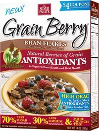 Antioxidants Whole Grain Cereal - Bran Flakes ( 6 - 12 OZ )