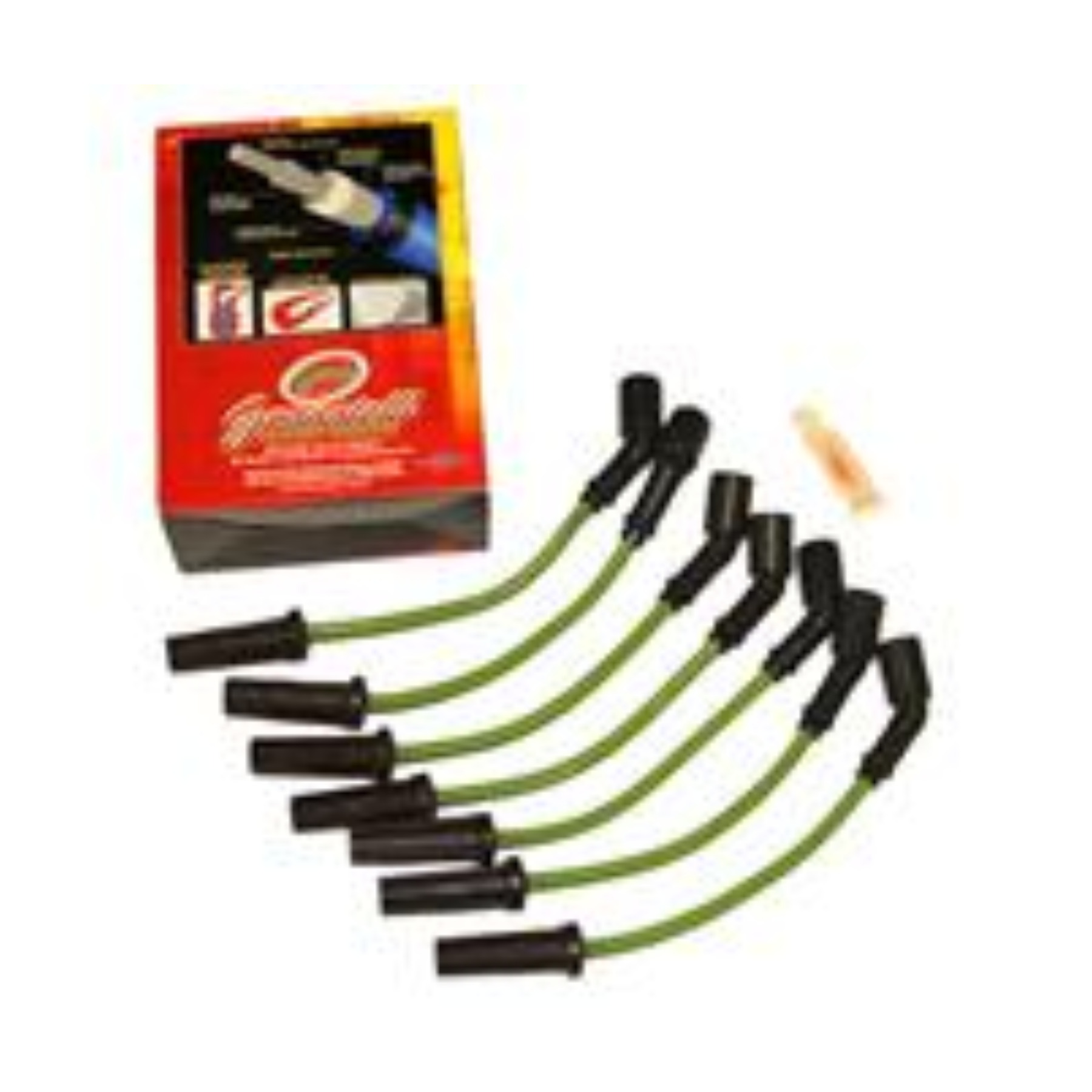 MPG Plus Spark Plug Wires