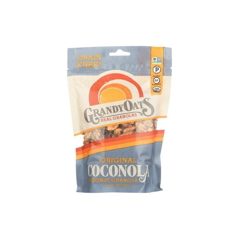 Organic Granola - Original Coconola ( 6 - 9 OZ )