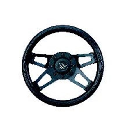 Challenger Series 4 Spoke Steering Wheel