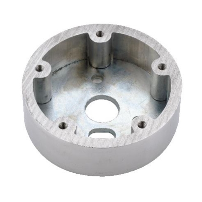 1in WHEEL SPACER, POLISHED