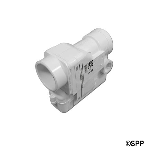 "Flow Switch, Grid Controls, 14 GPM, 25 Amp, Vertical Switch, 1-1/2""Slip x 1-1/2""Slip"