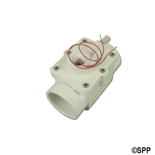 "Flow Switch, Grid Controls, 12 GPM (On) 2 Amp Pilot Duty, 1-1/2""Slip x 1-1/2""Slip"