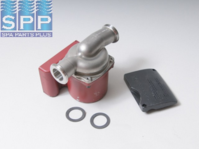 Circulation Pump, Grundfos Stainless, 1/25HP, 230V, .42Amp, 22GPM