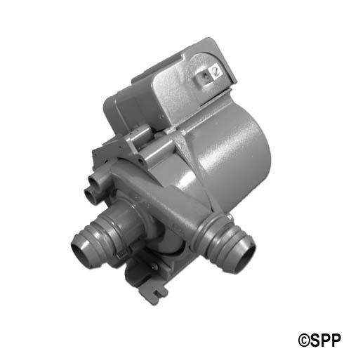"Circulation Pump, Grundfos 43 Series, 1"" Barb, 230V, 0.35A, 4' Cord"
