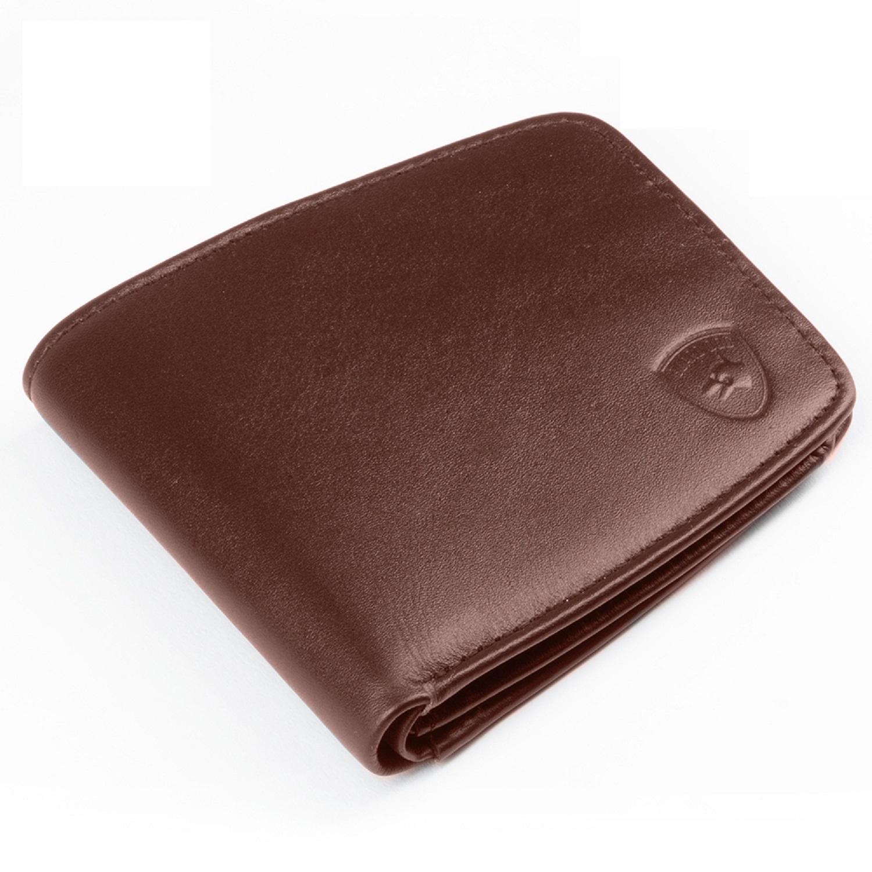 Guard Dog Premium Leather RFID Blocking Ultra Slim Wallet