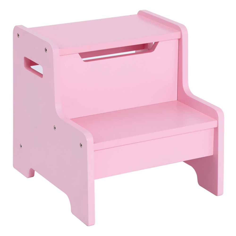 Expressions Step Stool: Pink