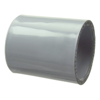 Halex 27362 Conduit Coupling, 3/4 in Liquid-Tight, Slip, PVC