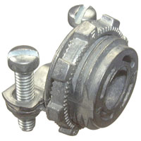 CONNECTOR FLEX CLAMP 3/8INCH