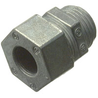 CONNECTOR CORD STRN RLF 1/2IN