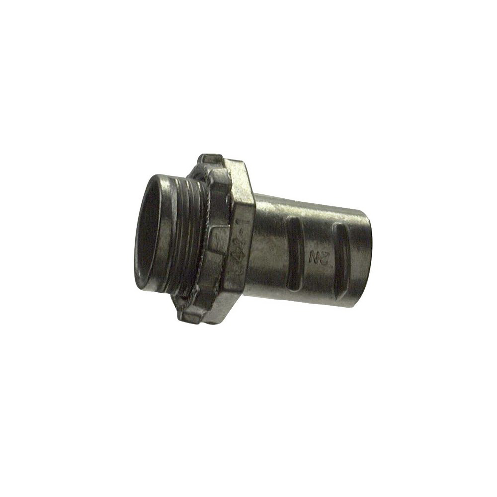 CONNECTOR SCREW-IN FLEX 3/8 IN