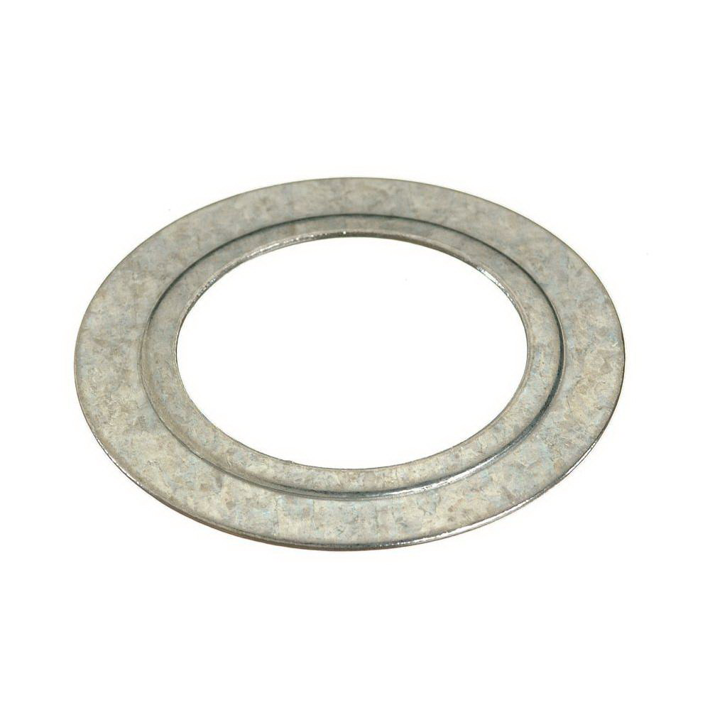 Halex 68510 Corrosion Resistant Reducing Washer, 1-1/2 X 1 in, Steel, Galvanized