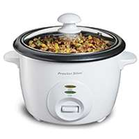 10 Cup Rice Cooker, White