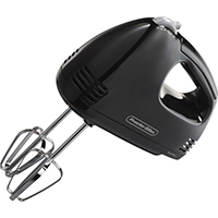 Bowl Rest 62507 Hand Mixer, 100 W, 5 Speed