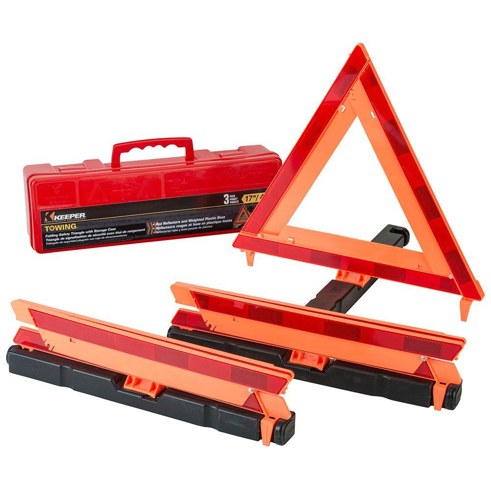04911 3PK SAFETY TRIANGLE