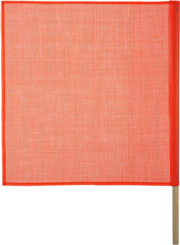 04901 SAFETY FLAG W/ DOWEL