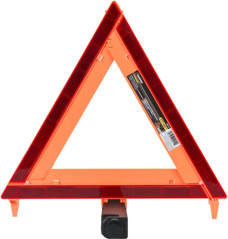 04910 FOLDING SAFETY TRIANGLE