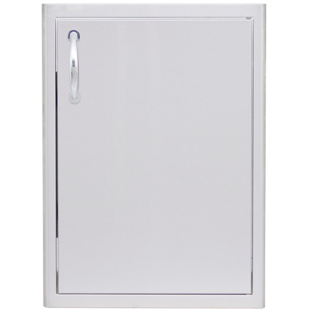 "21""Wx28""H Single Access Vertical Door"