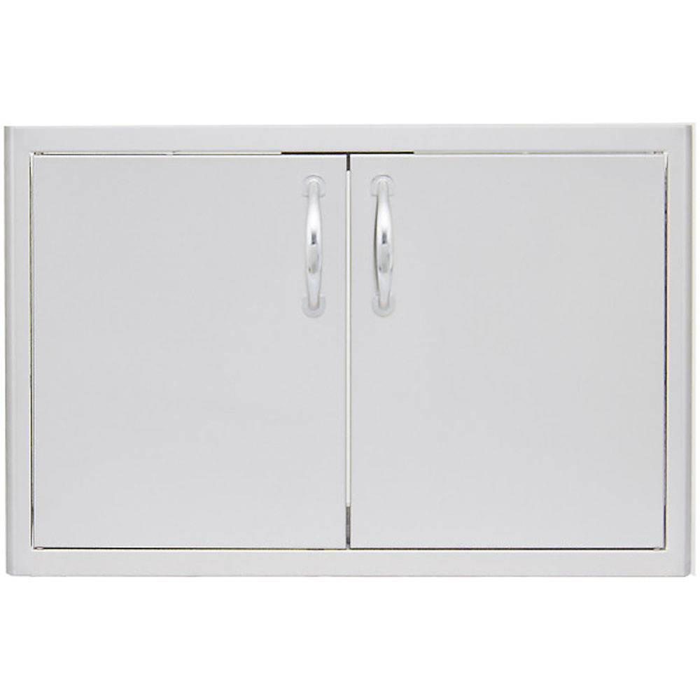 "39-3/8""Wx22""H 5-Burner Double Door w/ Paper Towel Holder"