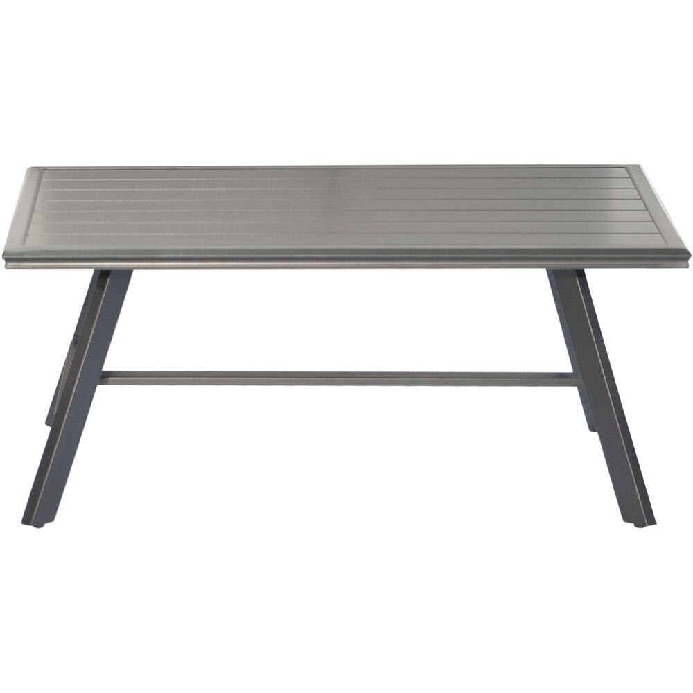 Commercial Aluminum Coffee Table