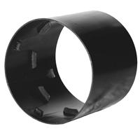 Hancor 312AA Snap Drain External Coupler, Polyethylene