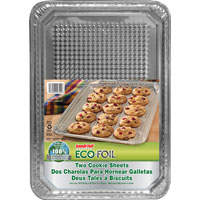 Handi-Foil 22315TL-15 Cookie Sheet, 11-1/2 in W x 16-1/2 in L x 1 in H