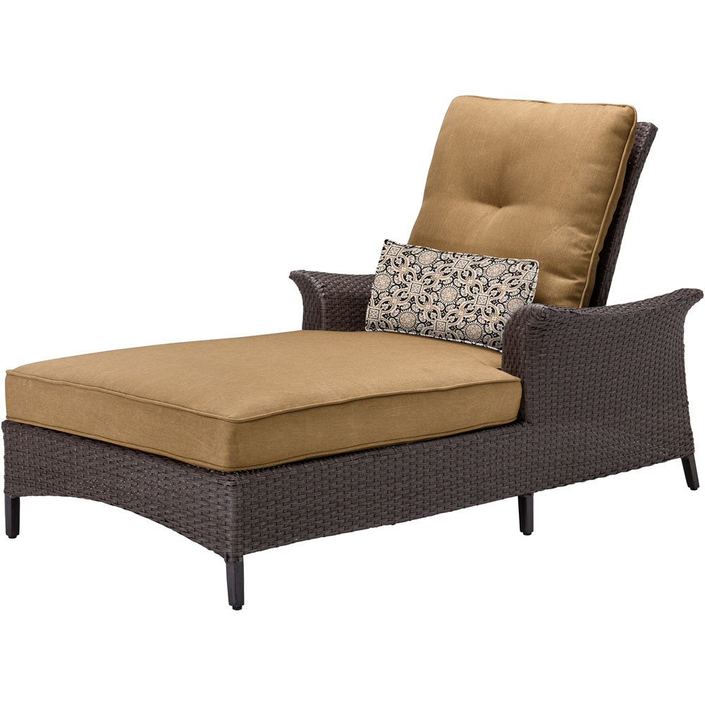 Gramercy 1PC: Chaise Lounge Chair