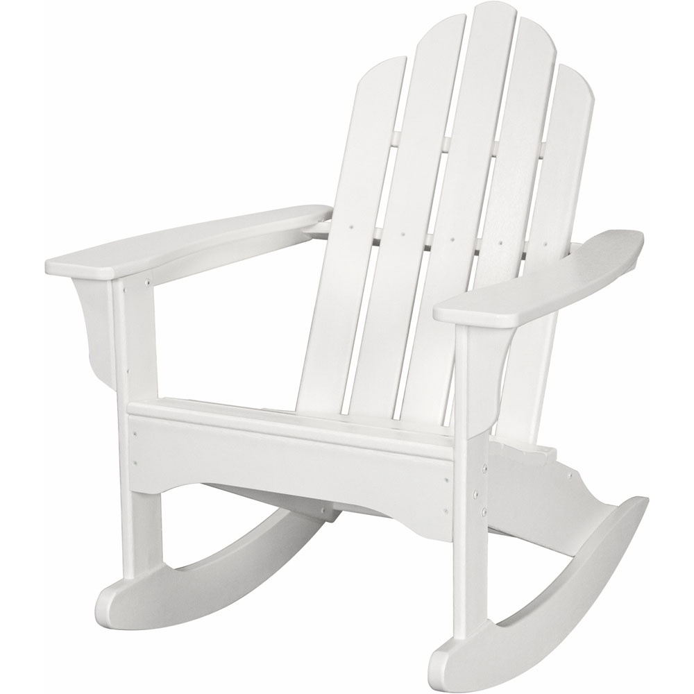 Hanover All-Weather Adirondack Rocking Chair