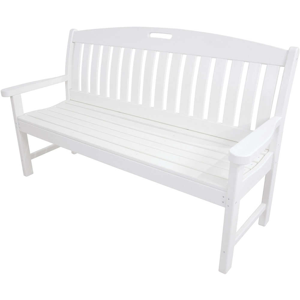 "Hanover All-Weather Avalon 60"" Porch Bench"