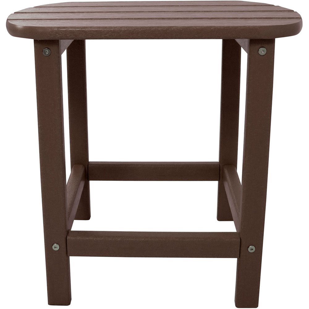 "Hanover All-Weather 19""x15"" Side Table"