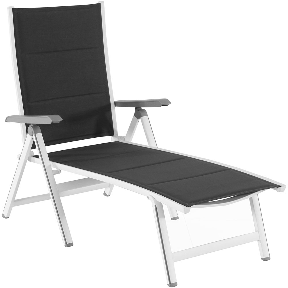 Aluminum Sling Folding Chaise Lounge