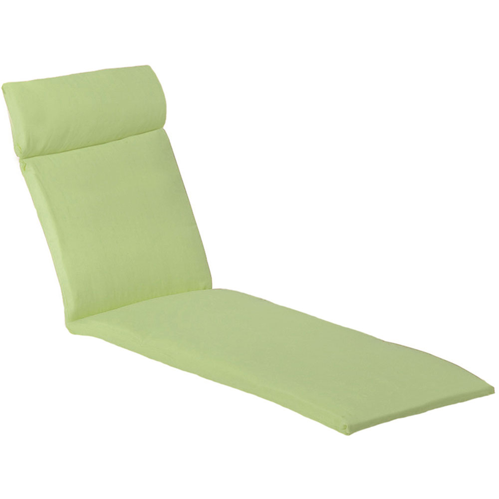 Orleans chaise lounge chair cushion