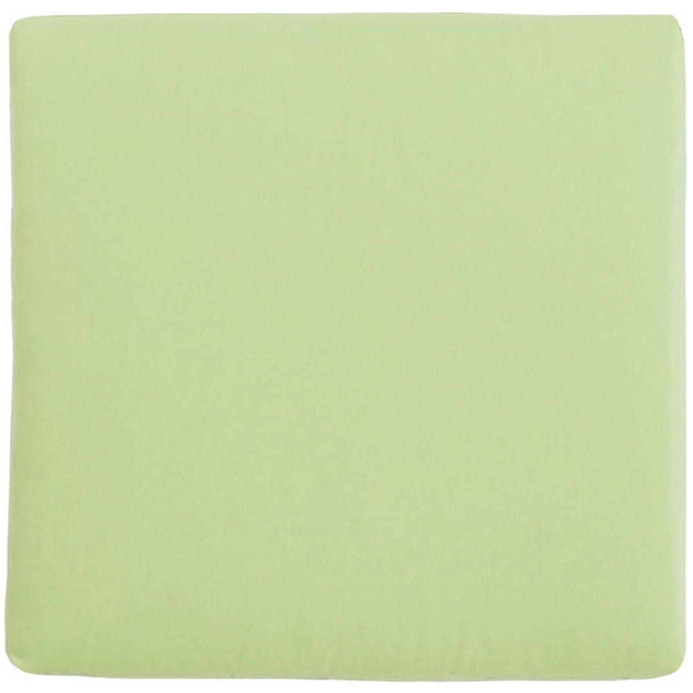 Orleans Rocking Chair Seat Cushion in Avocado Green