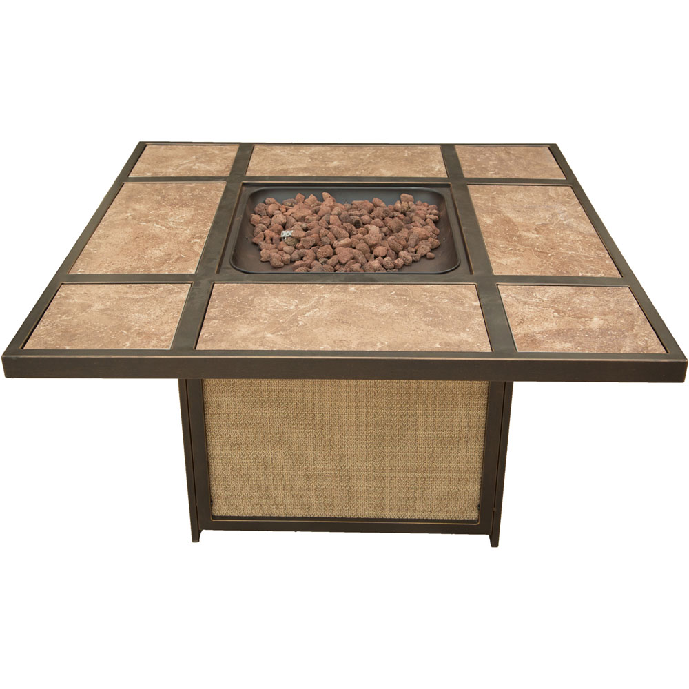 Traditions Tile Top Fire Pit