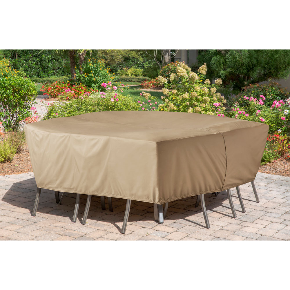 "Furniture Cover- 124.02""x89.77""x30.71""H"