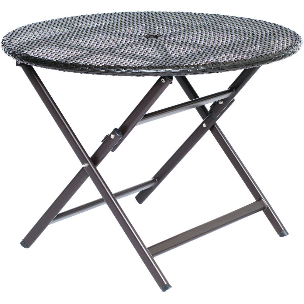 Orleans Round Woven Table