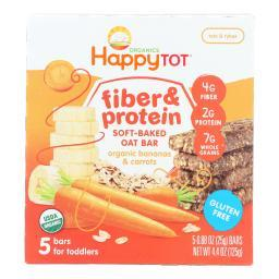 Happy Tot Fiber And Protein - Apple, Peach, Pumpkin And Cinnamon ( 30 - .88OZ )