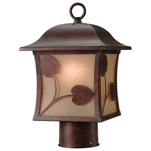10-3602 Pbrz 1-Light Outdoor Light