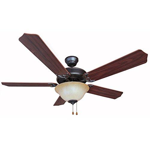 12-7394 Classic Bronze 52 In. Ceiling Fan