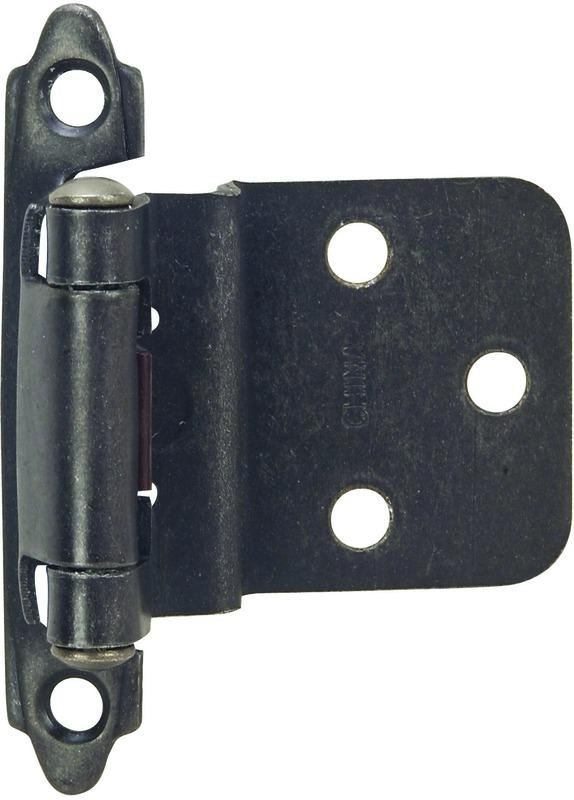 48-9062 3/8 IN. INSET DP HINGE