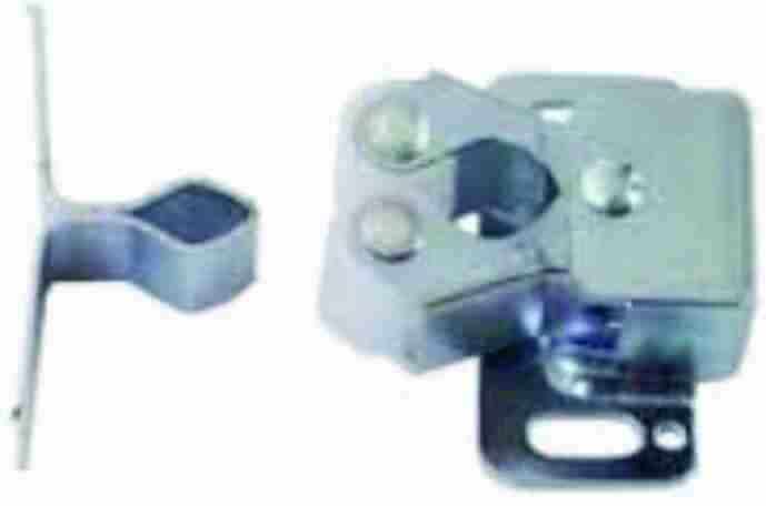 19-6505 ZINC CAB ROLLER CATCH