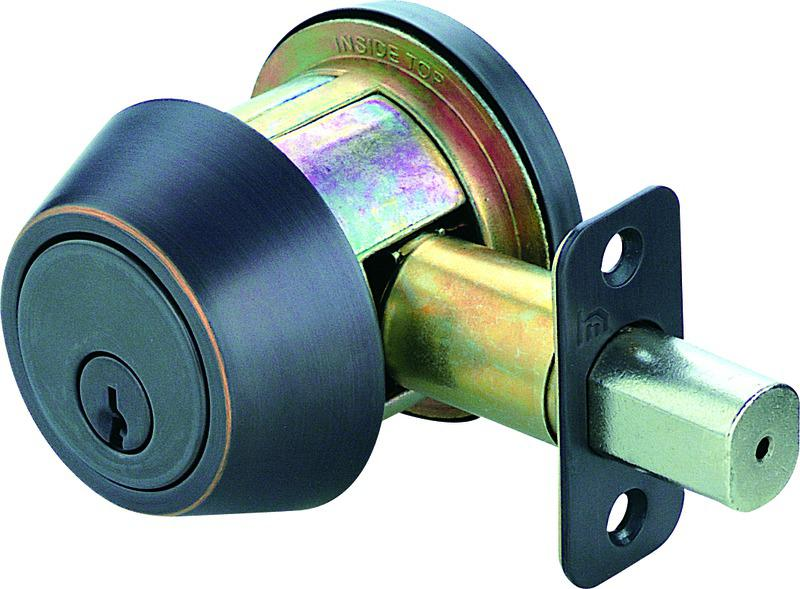 38-2333 CB SINGLE DEADBOLT